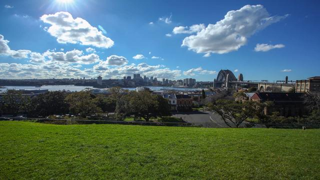 observatory hill sydney australia - photo#19
