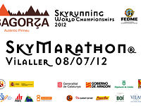 Luis Alberto Hernando y Núria Picas, campeones del mundo de SkyMarathon - SkyGames 2012