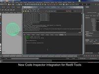 Maya Script Editor -- Code Inspector