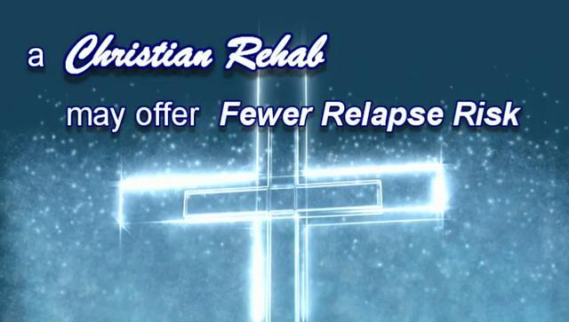 a christian rehab may offer fewer relapse risks 1-855-885-8651