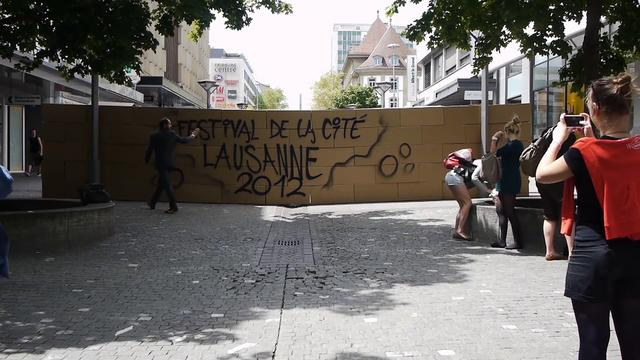 URBAN ACTION - FRIBOURG 2012