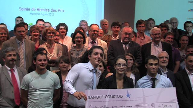 CRECE - Remise de prix 2012