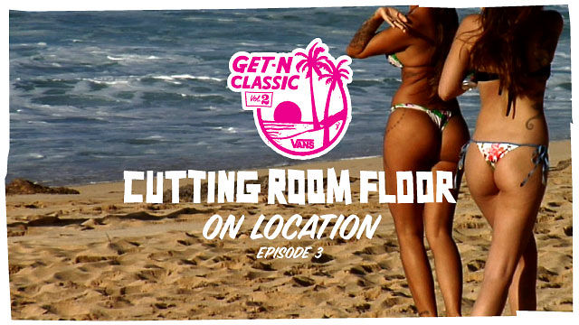 Vans Cutting Room Floor - Bali, Hawaii and Cali