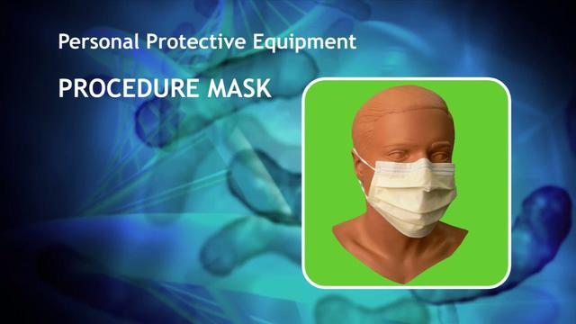 PPE: Proper use of Healthcare Personal Protective Equipment.