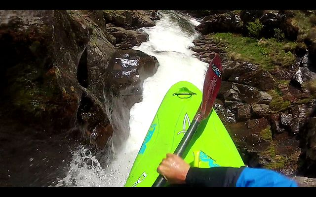 Pyrenees whitewater
