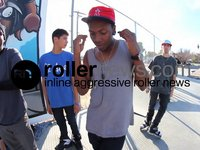 Sponsored By  ROLLER NEWS  BE-MAG  Skating By: Ricky Rodriguez, Shawn Rodriguez, Quinn Feldman, Eric Hallimen, Dorian Perez, Azs John, Jose Arce, Franky Murcia, David Jenkins  Shot by   Shawn Rodriguez  ACF