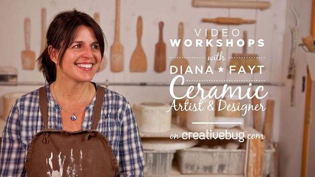 Diana Fayt on Creativebug