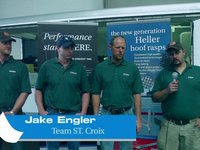 St. Croix Forge Team  ( all team members from USA:  Austin Edens, Jake Engler, Conrad Trow, Gene Lieser)