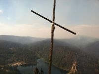 The Impact of the Waldo Canyon Fire on Eagle Lake and Glen Eyrie