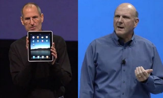 Surface vs. iPad
