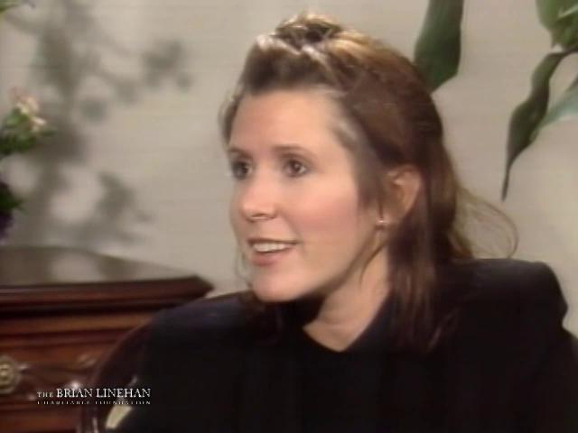 Carrie Fisher - CityLights with Brian Linehan