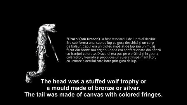 Draco -chipurile de piatra - geto-dacii vazuti prin ochii scriitorilor si sculptorilor antici- film documentar 2012 TRAILER