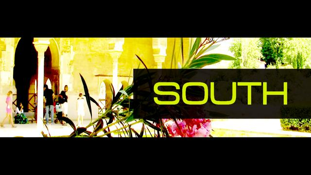 <p> SOUTH</p>