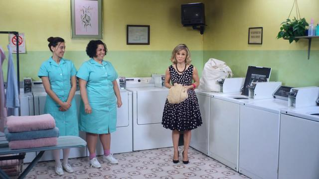 Double Downy Upgrade   Laundry Room  Amy Sedaris