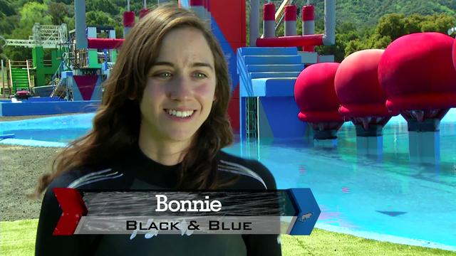 Wipeout Black & Blue Crew: Day Testers