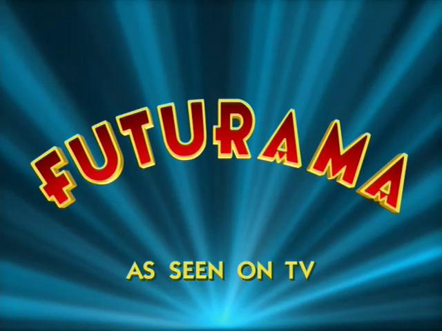 Futurama Opening Sequence