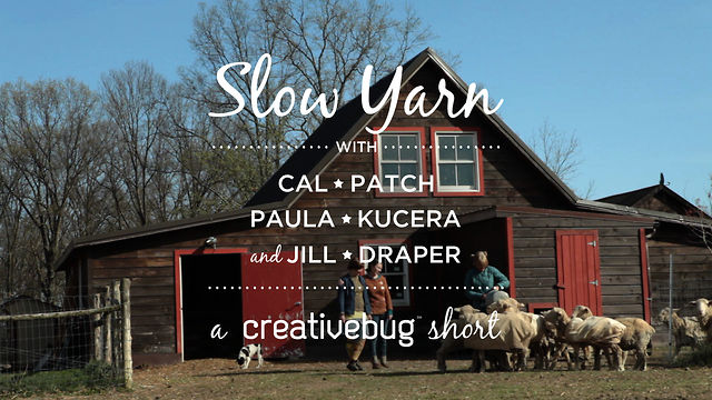 """Slow Yarn"" featuring Jill Draper, Cal Patch and Paula Kucera"