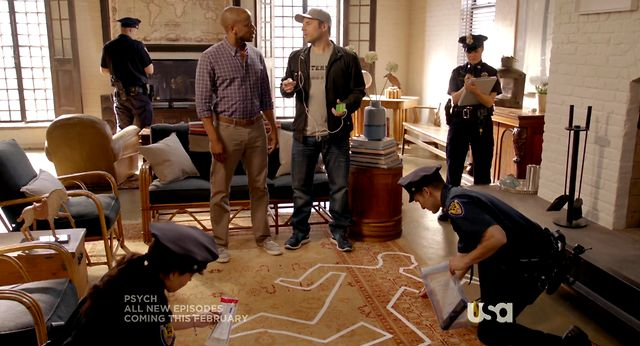 Psych  USA   Superbowl 30