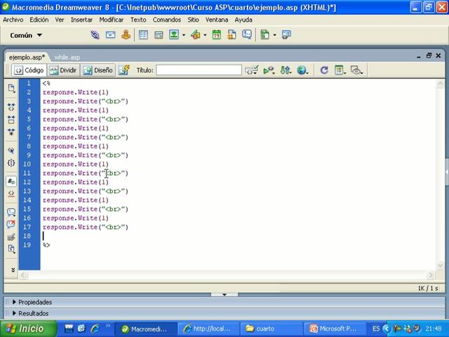 Cesar Cancino - Curso de ASP y SQL Server part4