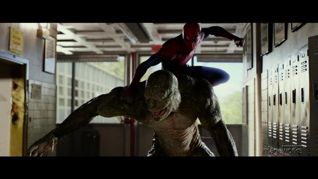 Command entertainment the amazing spider man review