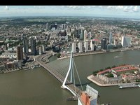 Lufthansa presentatie Rotterdam The Hague Airport