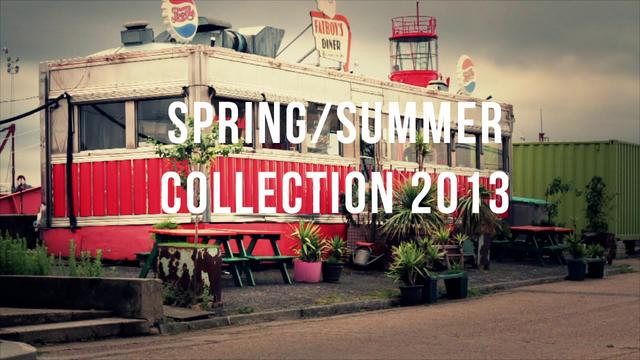 Common People – Spring Summer 2013 – Motorcycle Blue