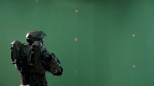 Making of Halo4  'The Commissioning' Commericial
