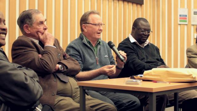 Robert Mugabe... What Happened? IDS Panel