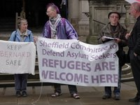 Political asylum seeker fears torture and detention if deported – Video