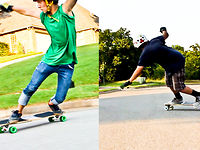 Longboarding: GET PAID (vimeo)