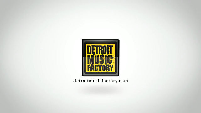 Logo Sting - Detroit Music Factory