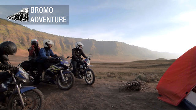 The Great Bromo Adventure