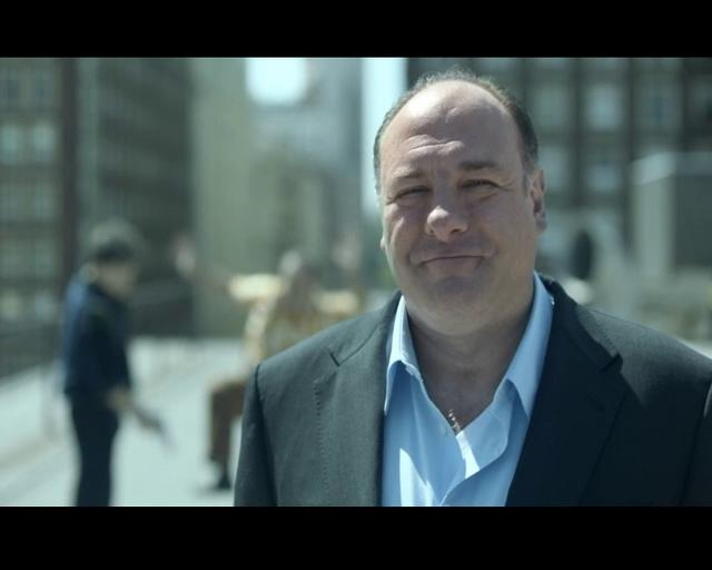 YesOh  James Gandolfini