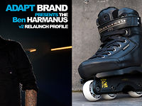 This Ben Harmanus profile was exclusively edited for the Adapt Brand website relaunch.    Visit:  www.adaptbrand.com    MAIN CAMERA  Dirk Oelmann/Hedonskate  Dominik Wagner    ADDITIONAL CAMERA  Patrick Ridder  Dave Mutschall  Chris Koll  Dominik Stransky