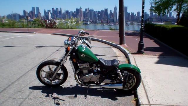 Kawasaki Vulcan Bobber Kit