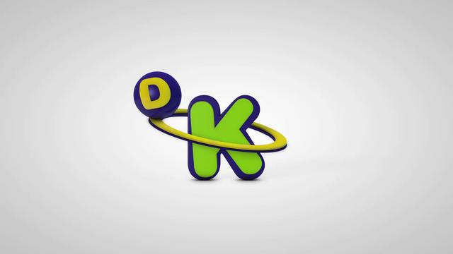 Discovery Kids Logo Animation