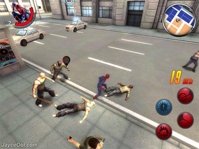 spider man nds rom