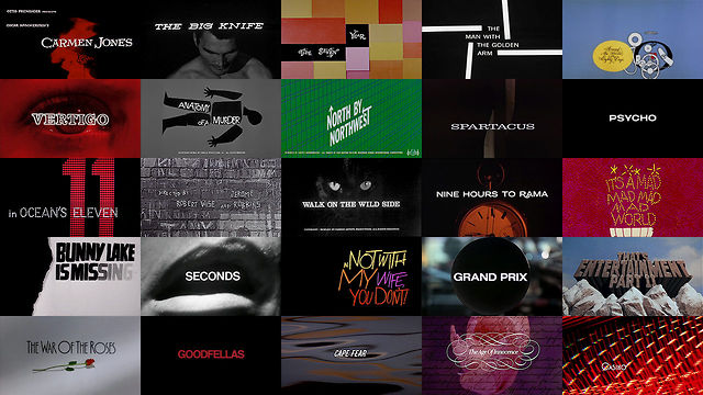Video | The Title Design of Saul Bass