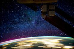Pogled iz kosmosa