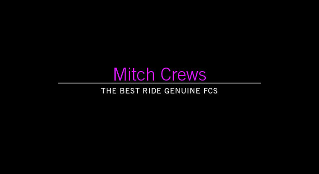 Mitch Crews Surfs FCS
