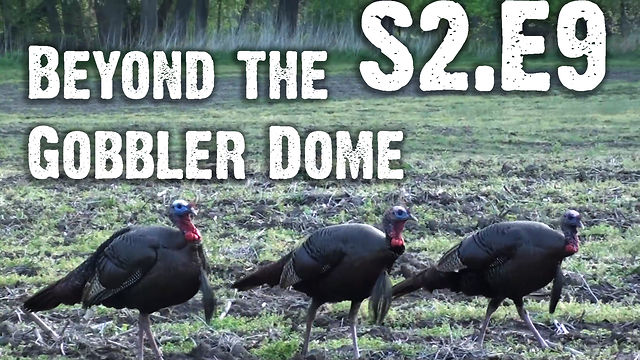 "Whitetails INC S2.E9 - ""Beyond the Gobbler Dome: Part Three"""