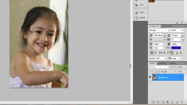 how to give a shape a border in photoshop