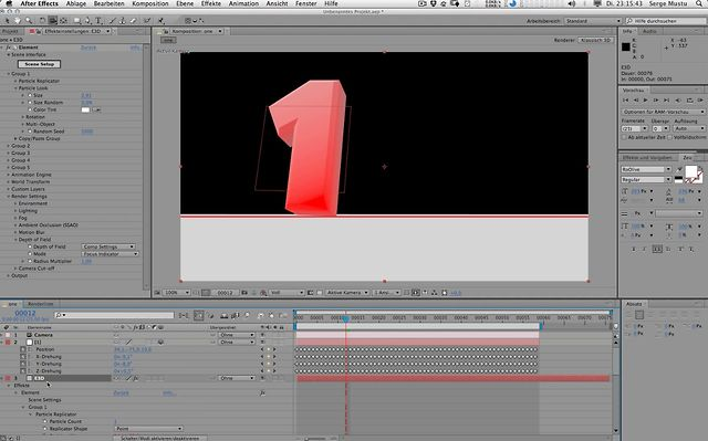 C4d After Effects Plugin