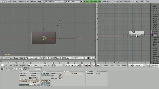 Blender IPO Drivers for Rigging!