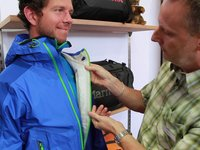 UKC/UKH at OutDoor 2012 - Marmot Fusion Dry Technology