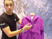 UKC/UKH at OutDoor 2012 - RAB Myriad Jacket