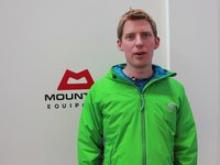 UKC/UKH at OutDoor 2012 - Mountain Equipment Bastion Jacket