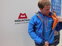 UKC/UKH at OutDoor 2012 - Pulsar and Eclipse Jackets from Mountain Equipment