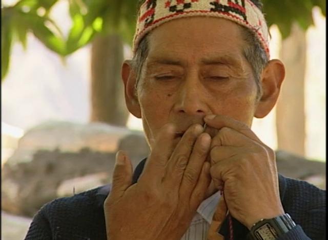 Origen del Trompe, instrumento de la cultura Mapuche