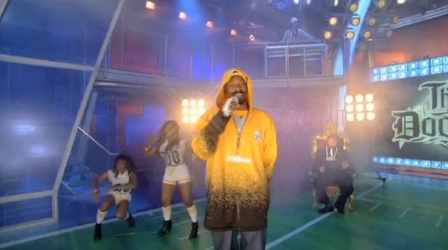 ESPN  NFL Countdown  Snoop Dogg Mekanism